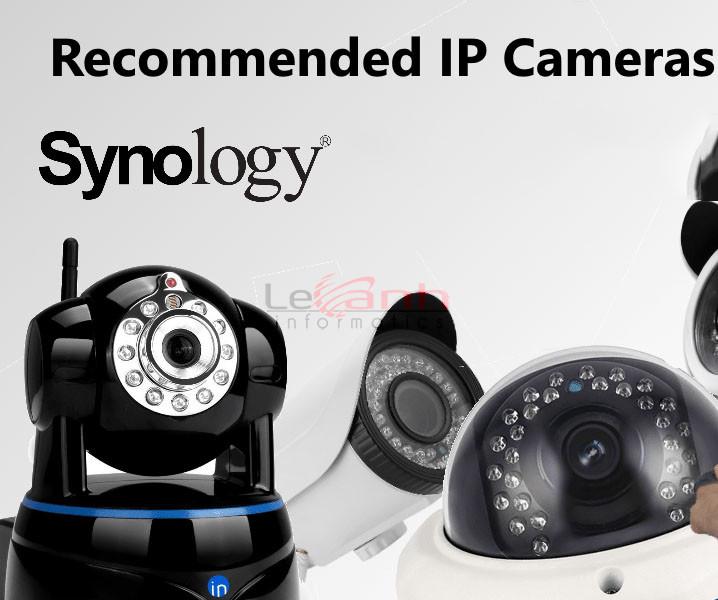 camera synology