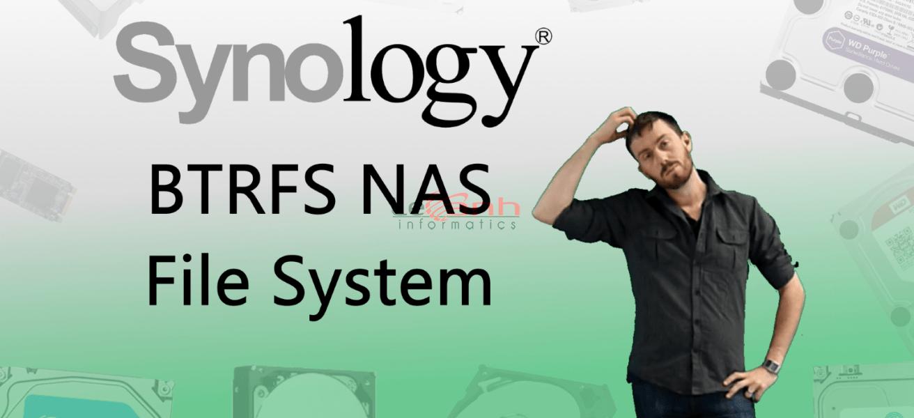 btrfs-synology