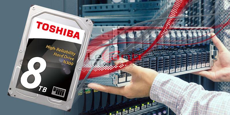 ổ cứng Toshiba N300