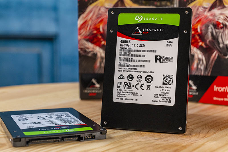 Seagate Ironwolf 110 SSD
